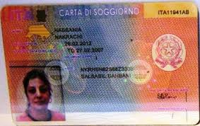 Residence card even family members serve five years of for Carta di soggiorno wikipedia