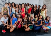 MISS AFRICA ITALY 2017